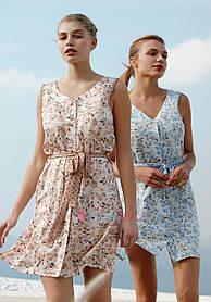Летнее воздушное платье FEYZA (Турция)