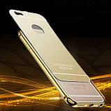 Алюминиевый чехол бампер для Huawei Y6 Pro, фото 4