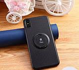 Чехол iFace с магнитом и кольцом Huawei P Smart Plus, фото 2