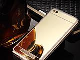 Зеркальный силиконовый чехол для Xiaomi Redmi 4A, фото 2