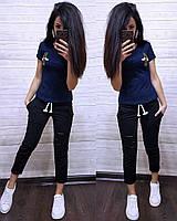 Стильная женская футболка Gucci S/M/L/XL, фото 1