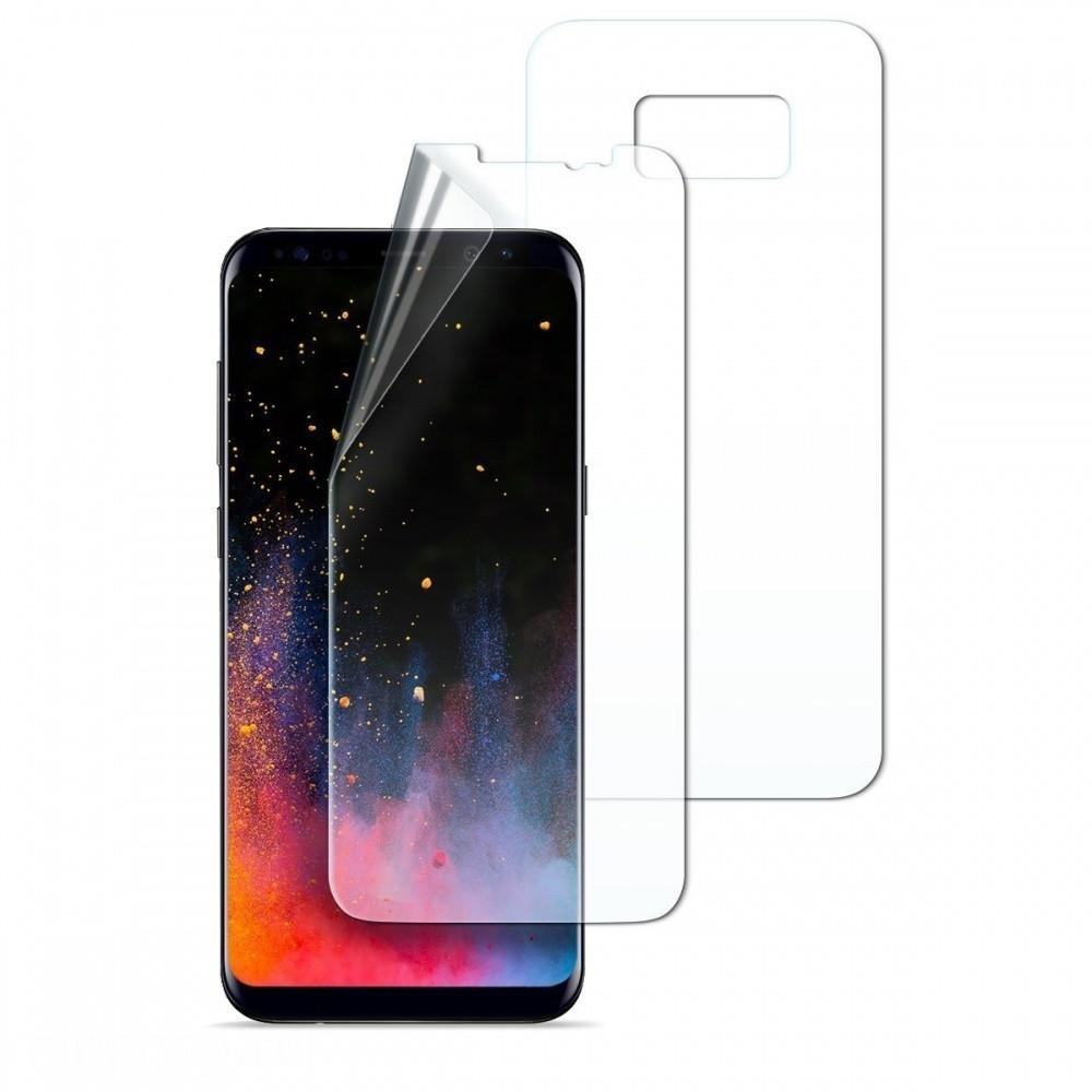 Защитные пленки (на обе стороны) для Samsung Galaxy S8