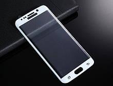 Защитное стекло 3D  для Samsung Galaxy S7 edge