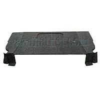 Полка багажника ВАЗ 2108 акустическая с опорами на липучке