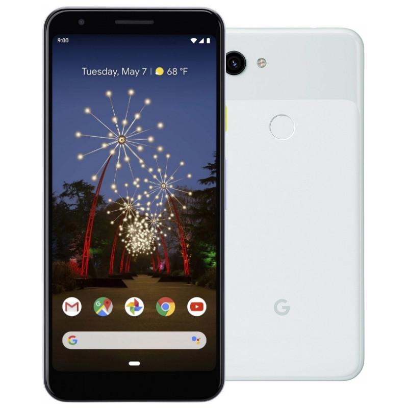 Cмартфон Google Pixel 3a 4/64GB Clearly White 1 мес. US