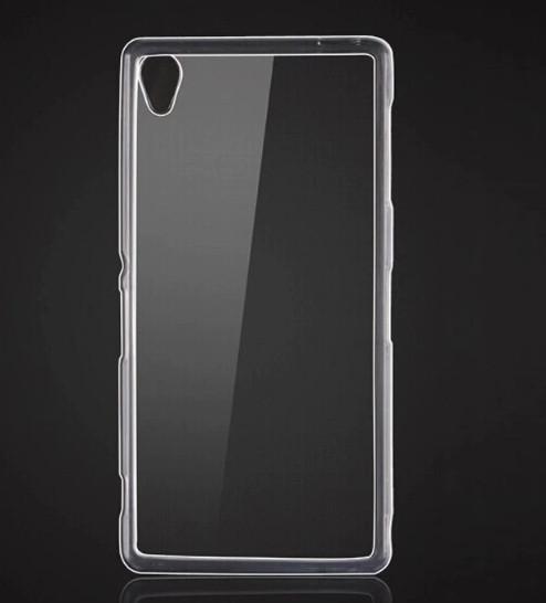 Прозрачный силиконовый чехол для Sony Xperia XA1 Ultra (G3212) (G3221) (G3223) (G3226)