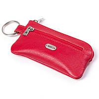 Ключница Eminsa 1502-12-5 кожаная красная