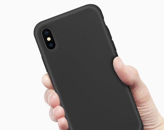 Силиконовый чехол Rock для Samsung Galaxy S7 Edge