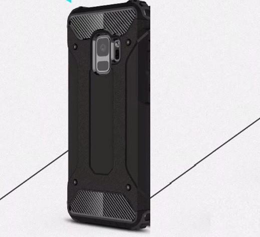 Противоударный бампер Samsung Galaxy J6/J600F (2018)