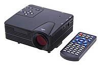 Портативный мини проектор Led Projector W662 H80