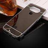 Алюминиевый чехол бампер для LG  G5, фото 8