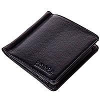 Зажим для денег Eminsa 1105-12-1 кожаный черный