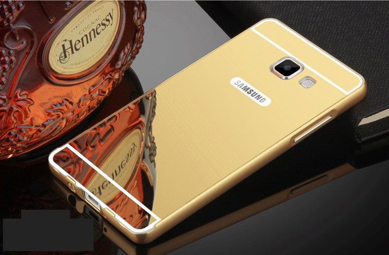 Алюминиевый чехол для Samsung Galaxy J7 Prime
