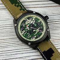 C. u.r.r.e.n 8183 Military Green.Механізм кварцевий Miyota.