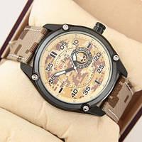 Часы C.u.r.r.e.n Military 8183 Grey. Механизм - Кварцевый Miyota.Застежка - Классическая.