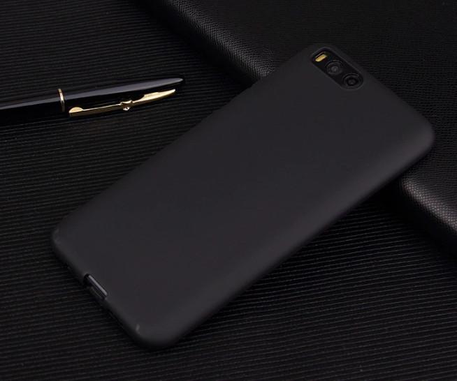 Силиконовый чехол для Xiaomi Mi Note 3