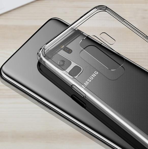 Силиконовый чехол для Samsung Galaxy S9
