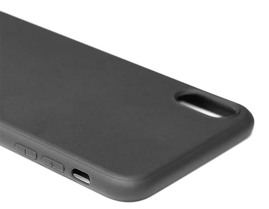 Силиконовый чехолдля iPhone X/XS