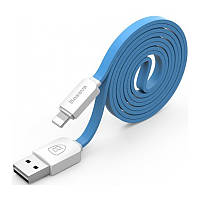 Кабель Baseus String Lightning 1M Blue+White