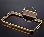 Алюминиевый чехол бампер для iPhone 5/5s/Se, фото 5