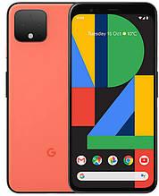 Смартфон Google Pixel 4 6/128Gb Oh So Orange US 1 мес.