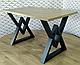 Стол обеденный «Астон » Metal Design, фото 4