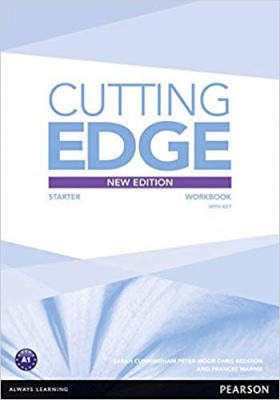Cutting Edge 3rd Edition Starter Workbook with Key & Audio Download