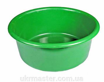 Таз господарський пластиковий круглий 8,5 л Господар Mastertool 92-0239
