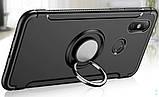 Противоударный бампер с магнитом и кольцом Xiaomi Mi A2/MI6X, фото 3