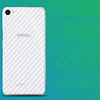 Защитная пленка на заднюю панель телефона Meizu U20
