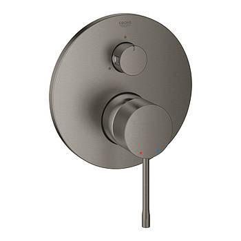Смеситель для ванны GROHE Essence с переключателем на 3 положения (24092AL1)