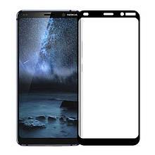Защитное стекло 5D для Nokia 9
