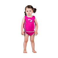 Неопреновый купальник MARES Baby Wrap для младенцев (Розовый)