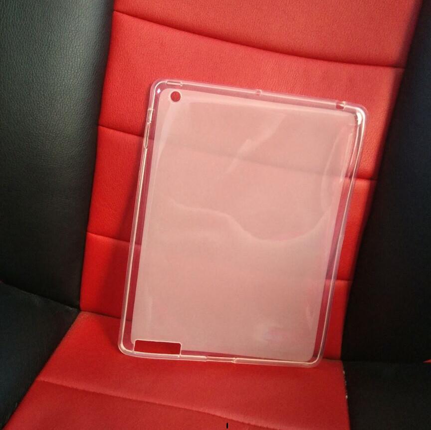 Силиконовый чехол для iPad 2/3