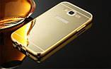 Алюминиевый чехол бампер для Samsung Galaxy J5-J500H (2015 год), фото 3