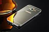 Алюминиевый чехол бампер для Samsung Galaxy J5-J500H (2015 год), фото 4