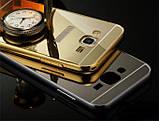 Алюминиевый чехол бампер для Samsung Galaxy J5-J500H (2015 год), фото 5
