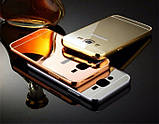 Алюминиевый чехол бампер для Samsung Galaxy J5-J500H (2015 год), фото 6