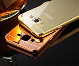 Алюминиевый чехол бампер для Samsung Galaxy J5-J500H (2015 год), фото 7