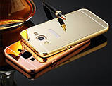 Алюминиевый чехол бампер для Samsung Galaxy J5-J500H (2015 год), фото 8
