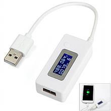 USB тестер KCX-017 (измеряет напряжение,ток,емкость)