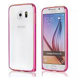 Алюминиевый чехол для Samsung Galaxy S6, фото 2