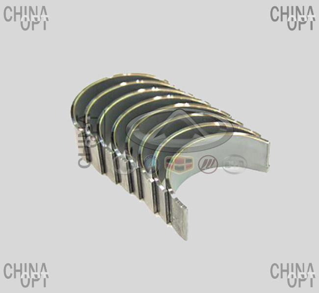 Вкладиші шатунні STD (480E*, комплект)