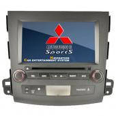 "Штатная магнитола ""Mitsubishi Outlander"",автоакустика, навигаторы,автомагнитолы, автоэлектроника, все для авто"