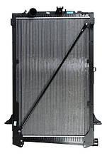 Радиатор охлаждения DAF  CF 75 / 85 E3 E5 (с рамой)