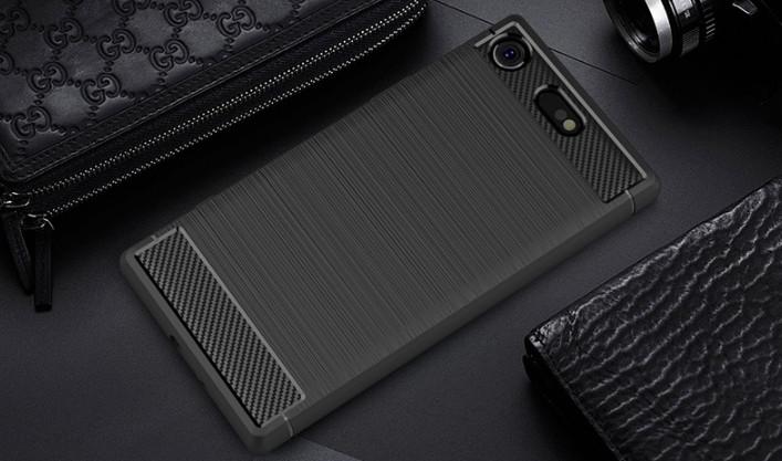 Защитный чехол-накладка  для Sony Xperia XZ1 Compact (G8441)