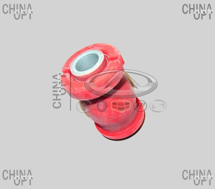 Сайлентблок переднего рычага передний (полиуретан)