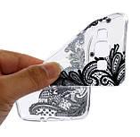 Силіконовий чохол з малюнком для Samsung Galaxy S9, фото 3