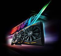 Видеокарта Asus ROG Radeon RX 580 STRIX 8192MB (ROG-STRIX-RX580-O8G-GAMING) б/у, фото 1