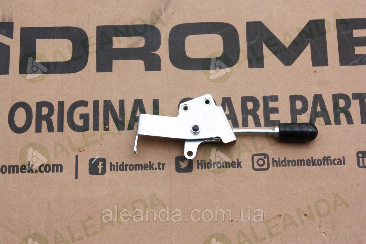 F3113111 ручка блокування амортизатора важеля управління Hidromek
